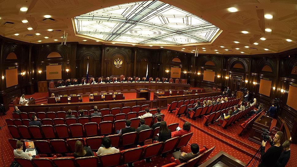 Конституционный суд разберется с правилами застройки в городах федерального значения