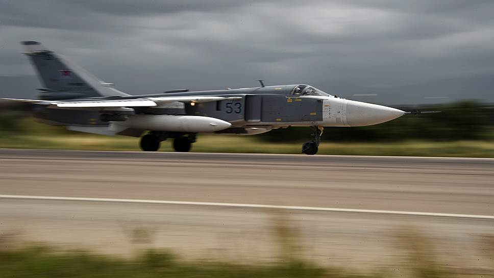 Как российская авиация нанесла удар по турецким военным в Сирии