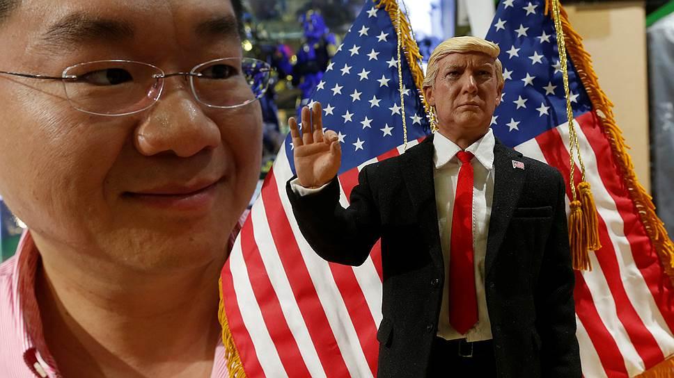 Дональд Трамп смягчил риторику в адрес Пекина