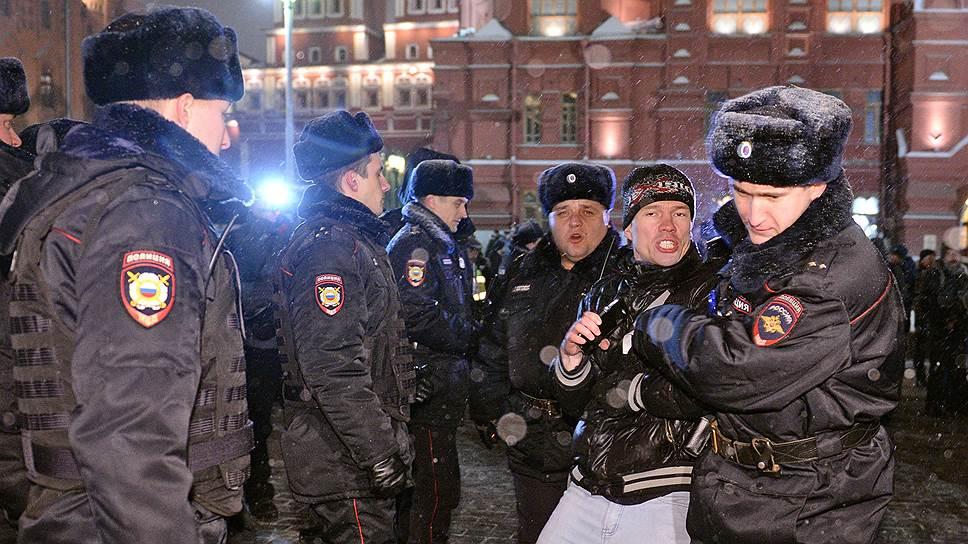 Какие пояснение дал КС по уголовной статье за неоднократные нарушения на митингах