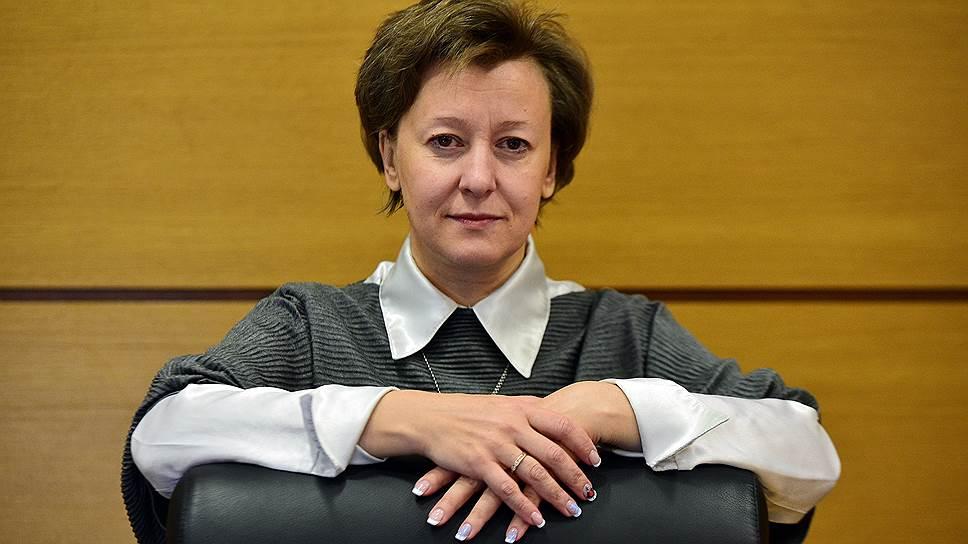 Министр торговли ЕЭК Вероника Никишина
