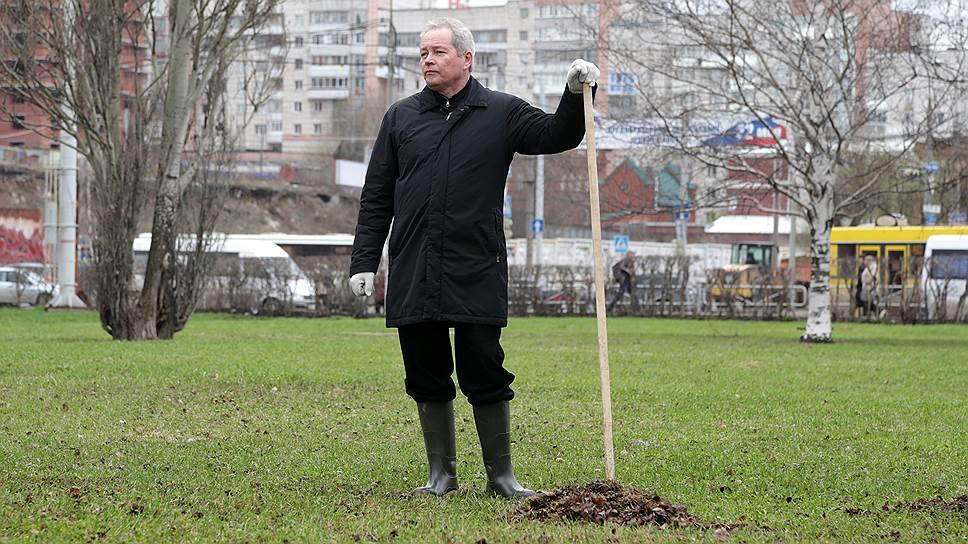 Как бывший губернатор Пермского края Виктор Басаргин сел в новое кресло