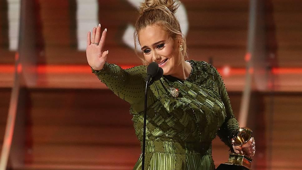 Кому достались Grammy в 2017 году