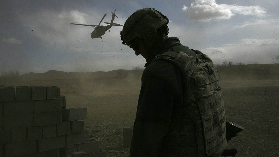 В Грузии открывается американский военный центр