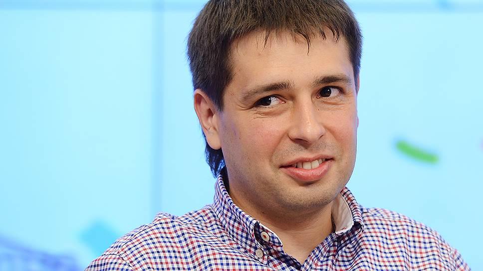 Замглавы Росимущества Алексей Кисин