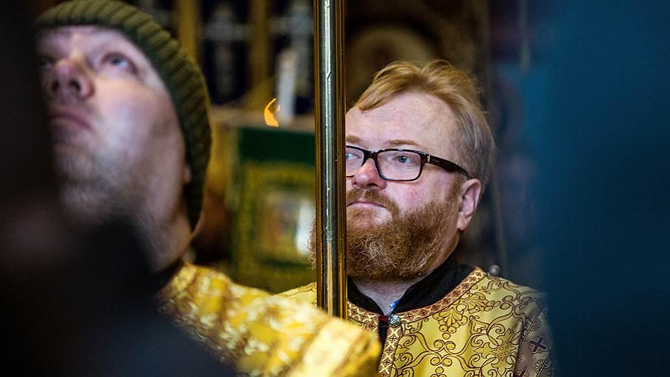 Как сторонники и противники передачи собора РПЦ провели акции в один день