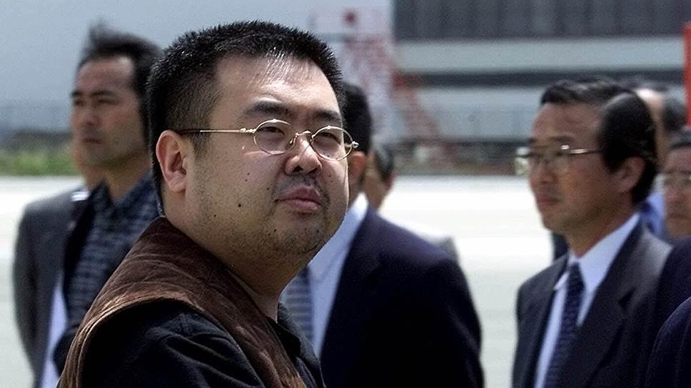 Как брат Ким Чон Ына был убит в Малайзии
