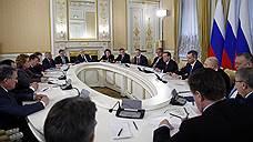 Дмитрий Медведев готов к регулярным встречам с сенаторами