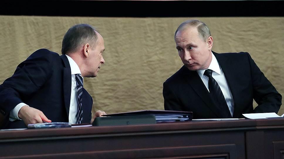 ФСБ поработает над диалогом со спецслужбами США и НАТО