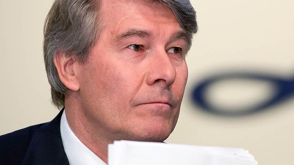 Гендиректор германской компании Linde и глава Восточного комитета немецкой экономики Вольфганг Бюхеле