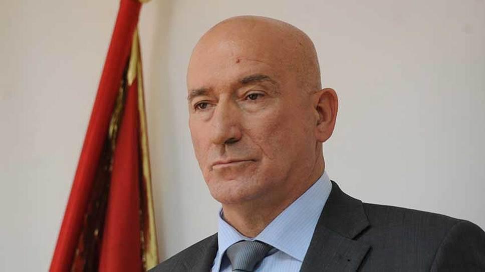 Специальный прокурор Черногории Миливое Катнич