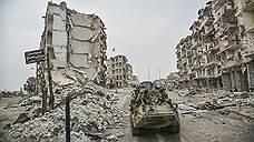 Маршрут на Хомс оборвался на фугасе