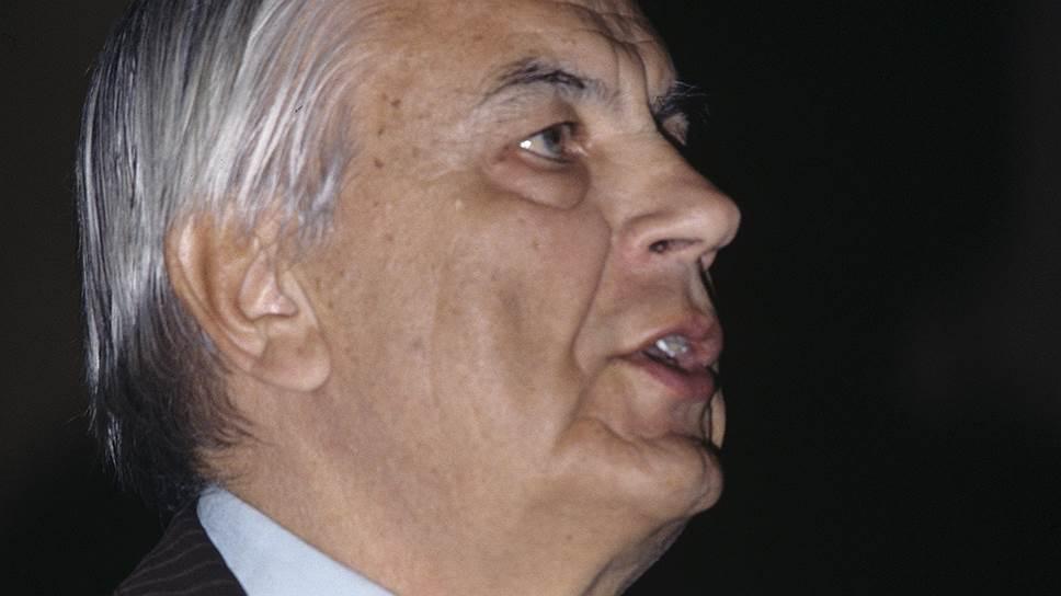 Математик Игорь Шафаревич