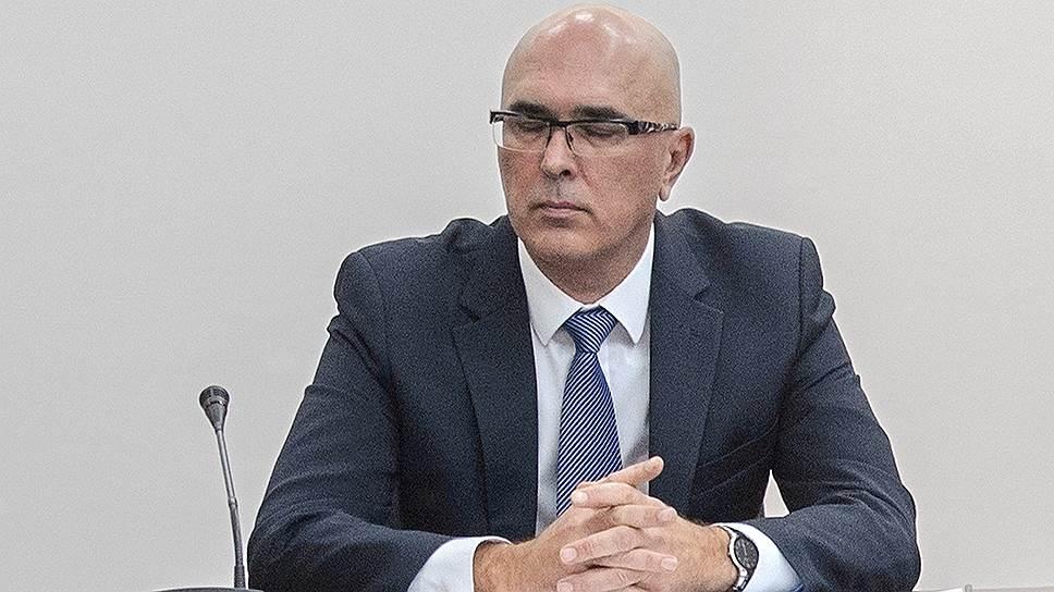 Заместитель главы Минэкономики Алексей Ведев