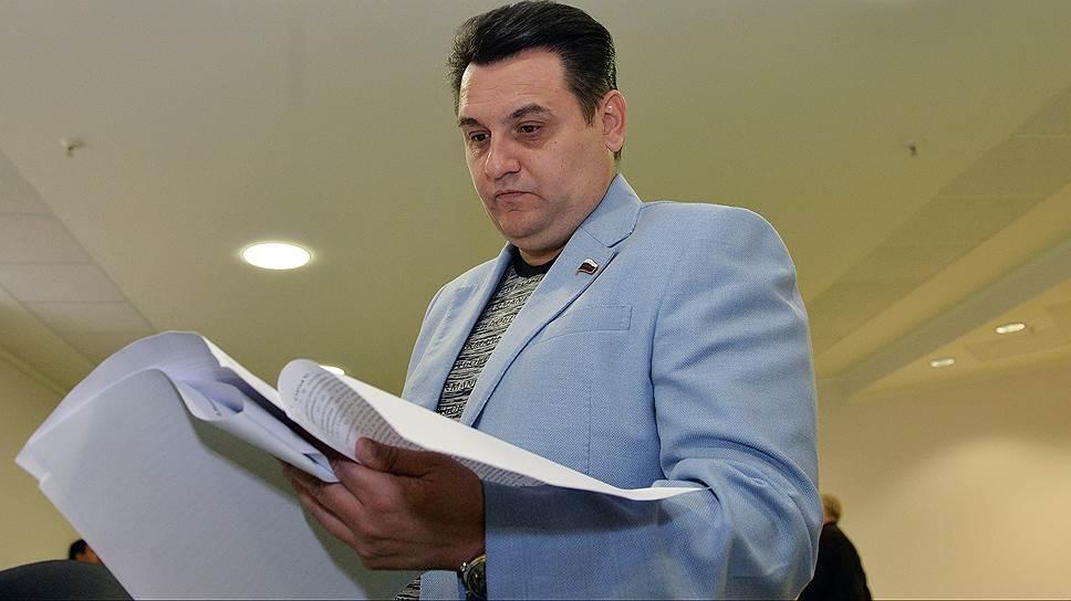 Дело Олега Михеева передали в суд