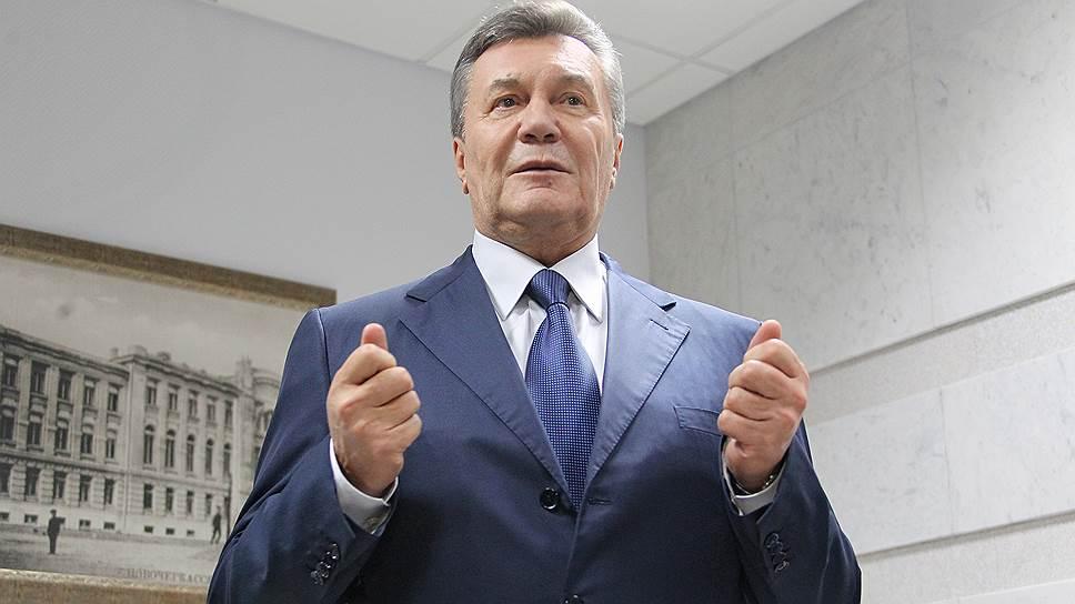 Какой рецепт нормализации ситуации в стране предложил бывший президент Украины