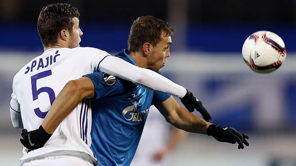 Как российские клубы пробивались в 1/8 финала Лиги Европы