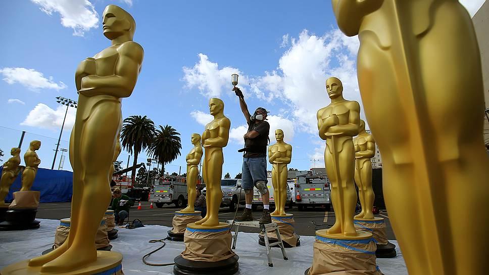 Как шла подготовка к «Оскару»