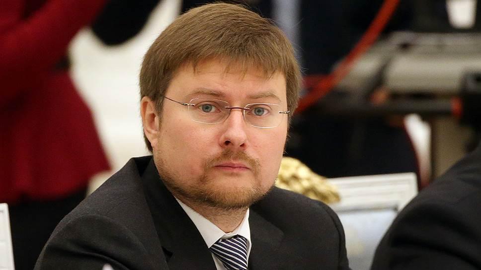 Старший вице-президент Сбербанка Сергей Иванов