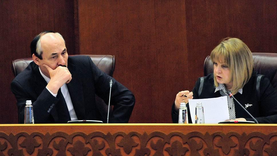 Элла Памфилова возложила на губернаторов «полную ответственность» за качество выборов