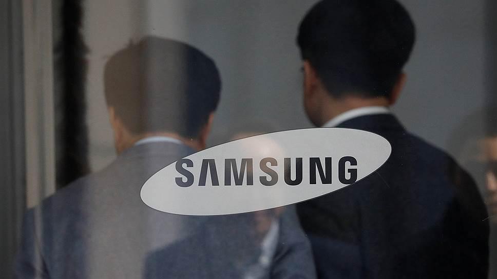 Как развивалось дело руководства Samsung