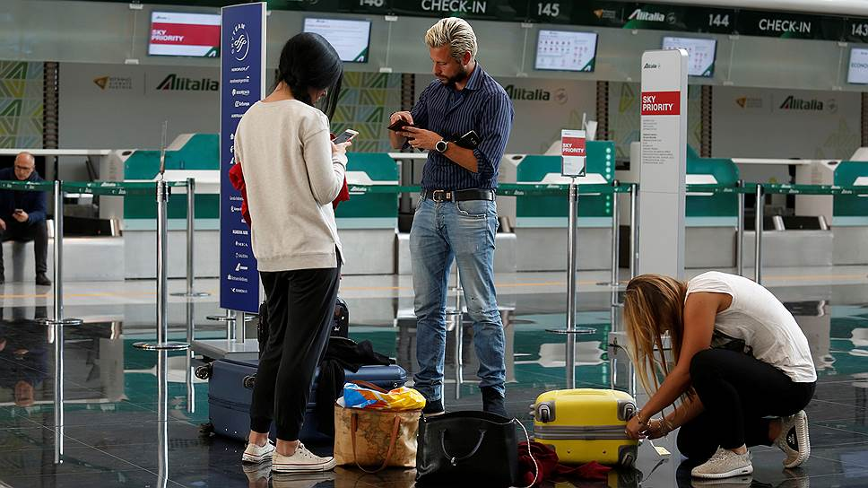 Как Alitalia оказалась на грани банкротства