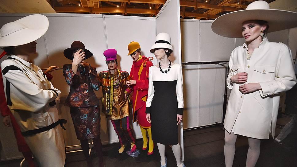 В Москве стартовала Mercedes-Benz Fashion Week Russia