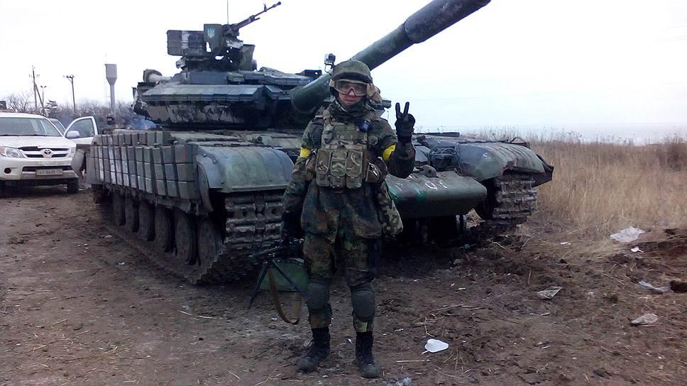 Обвиняемый в наемничестве Артем Широбоков