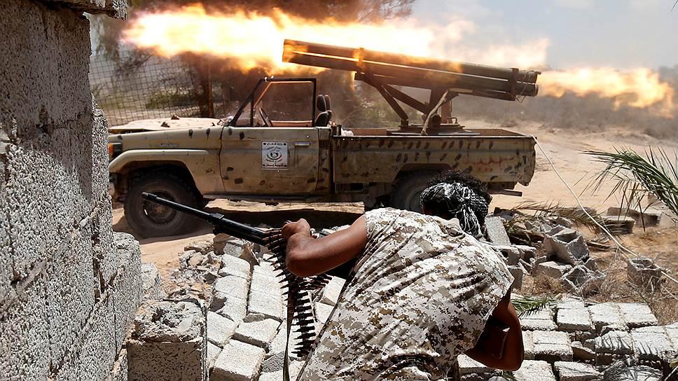 Почему Минобороны РФ отрицает присутствие российского спецназа на ливийско-египетской границе