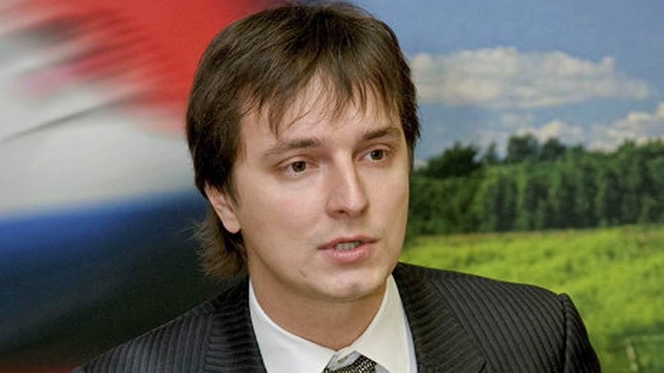 Вице-президент Объединенной авиастроительной корпорации Алексей Рогозин
