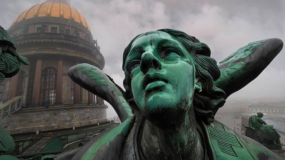 Какие сценарии передачи собора церкви прорабатывают власти Санкт-Петербурга