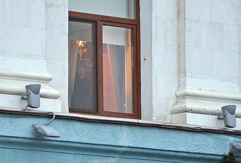 1 марта крымские депутаты проголосовали за назначение главой правительства лидера партии «Русское единство» Сергея Аксенова (на фото) и за проведение референдума о расширении автономии региона в составе Украины
