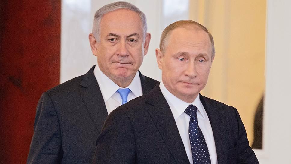 Как между Россией и Израилем пробежала «Хезболла»