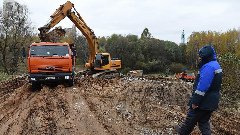 Почему москвичи протестуют против застройки Крылатских холмов