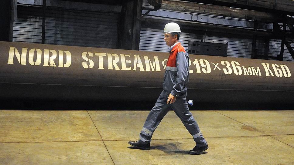 Как европейские компании собираются поддержать экспортный проект «Газпрома» Nord Stream-2