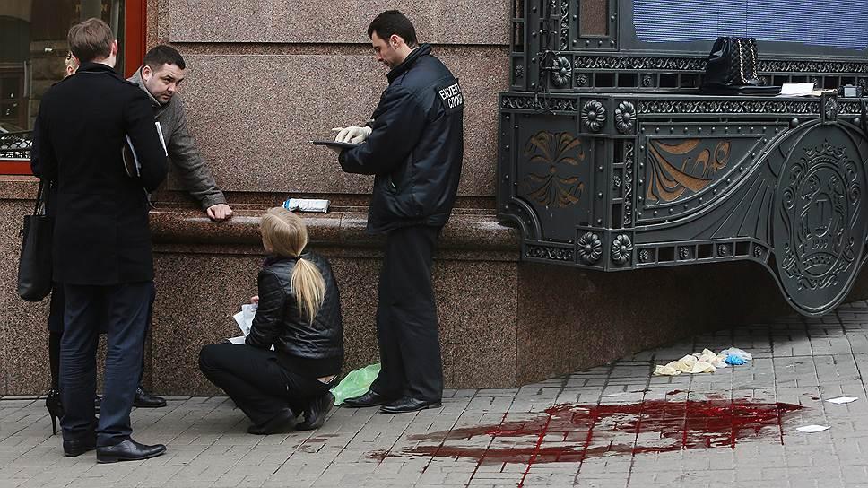 Убийство Дениса Вороненкова