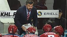Хоккейные ЦСКА и «Динамо» меняют тренеров
