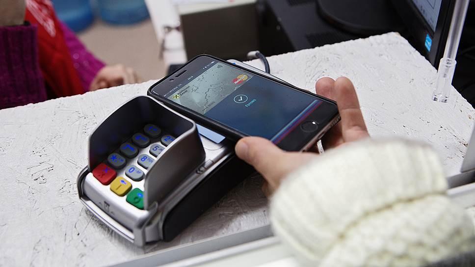 Как системы мобильных платежей пробивают себе дорогу в мире
