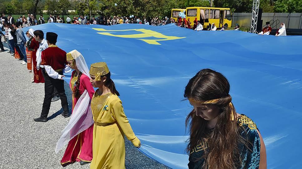 Как крымско-татарских активистов хотели защитить  резолюцией Конгресса США