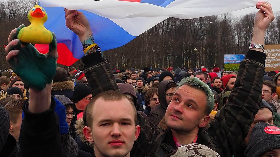 Как власть и оппозиция оценили антикоррупционные митинги