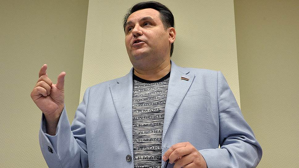 Экс-депутат Госдумы Олег Михеев