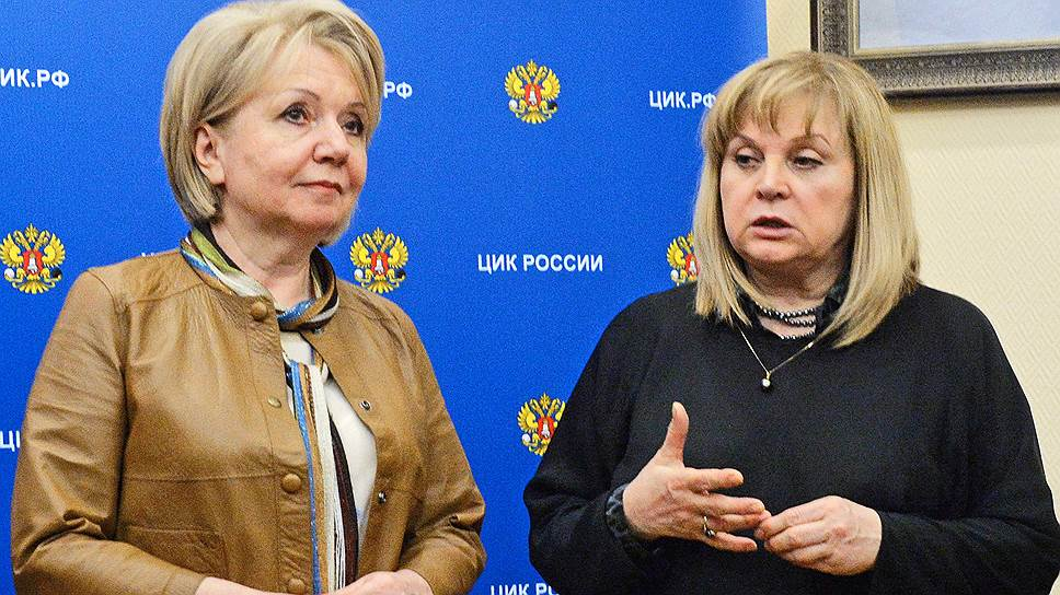Как Элла Памфилова выступила с предвыборными обещаниями