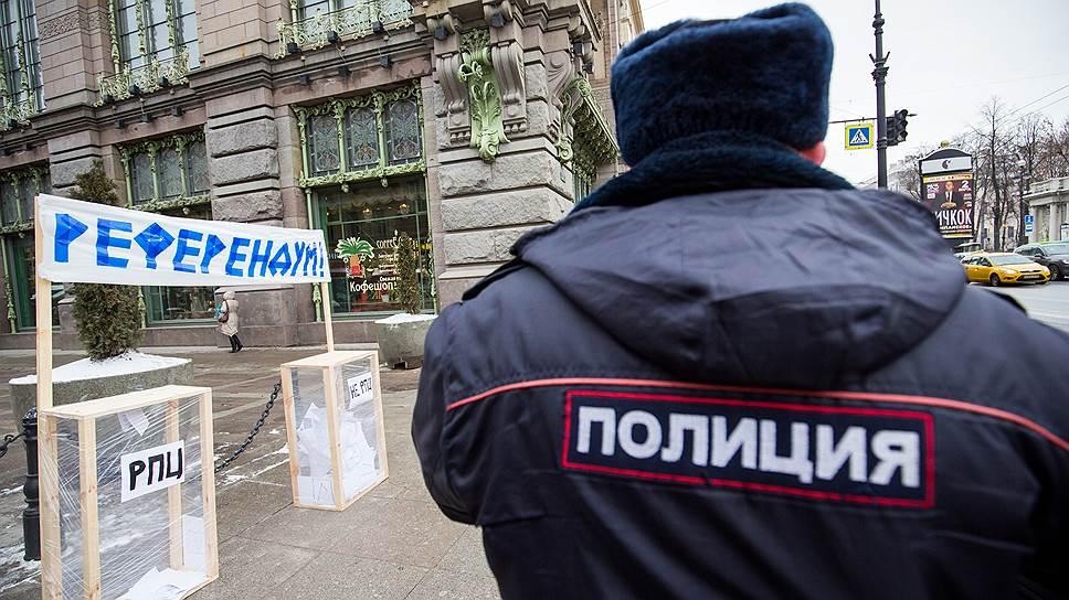 Петербургский избирком одобрил заявку на проведение референдума по «исаакиевскому вопросу»