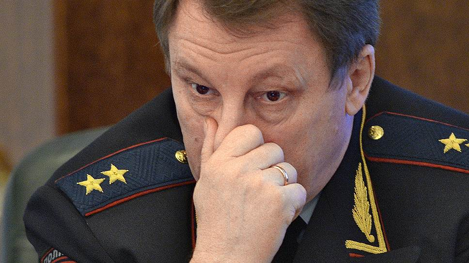 Бывший начальник главного управления по обеспечению безопасности дорожного движения МВД России Виктор Нилов