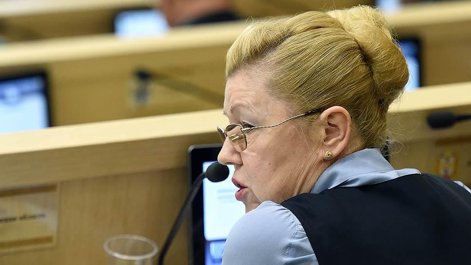 Елена Мизулина назвала уроки борьбы с коррупцией в школах «опасной тенденцией»