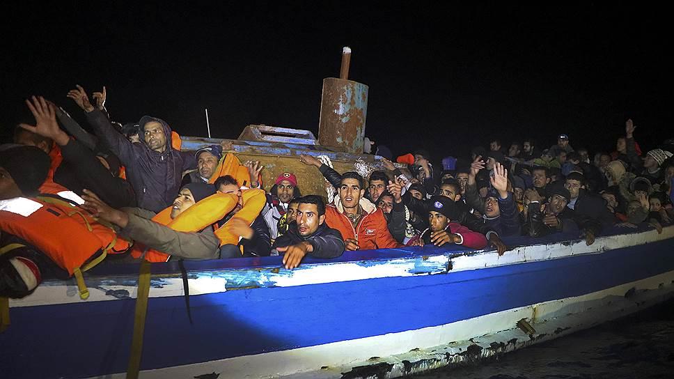 Число сирийских беженцев достигло 5млн