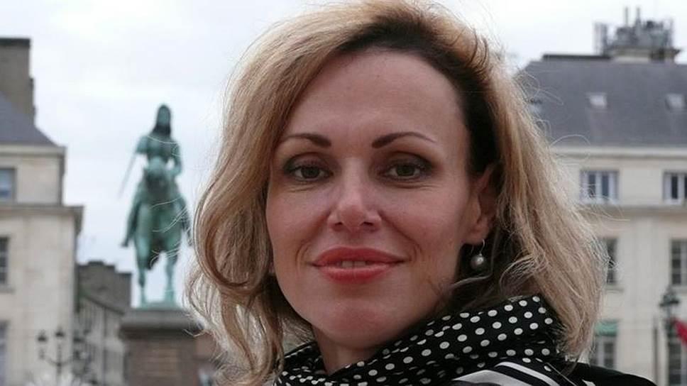 Правозащитница Надежда Кутепова