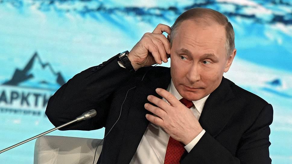 Владимир Путин сравнил антикоррупционные митинги с Майданом