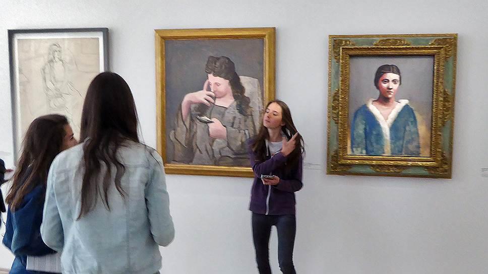 Став на долгие годы главной моделью своего плодовитого мужа, Ольга Хохлова обеспечила Пикассо один из прекраснейших творческих периодов