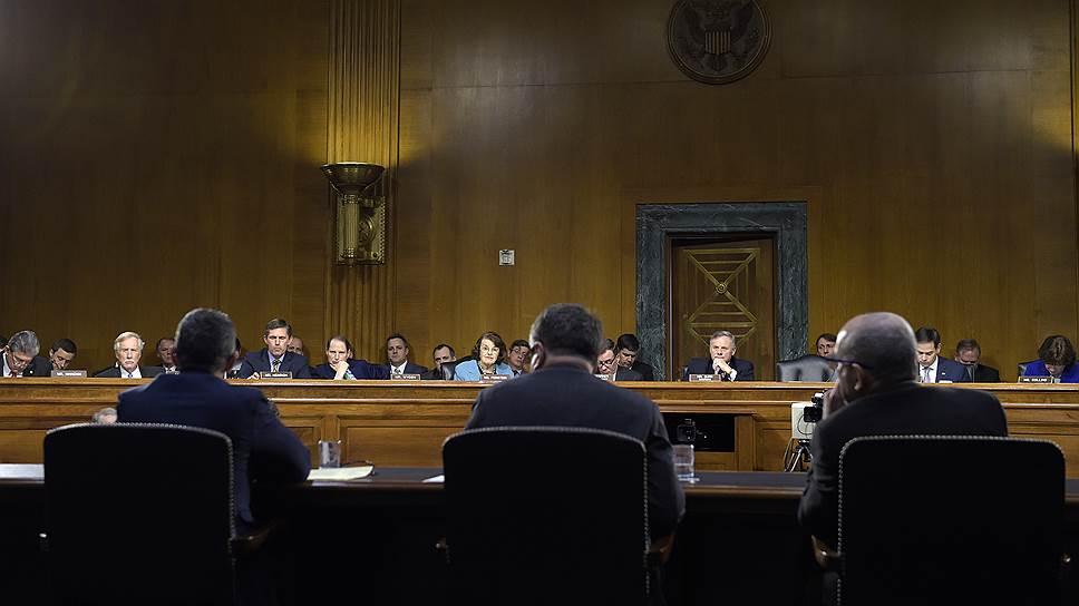 Как в Сенате США прошли первые слушания о вмешательстве РФ в американские выборы